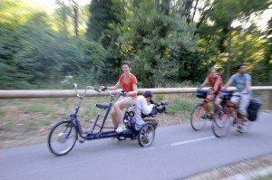 vélo loisir triporteur