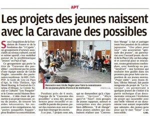 blog caravane